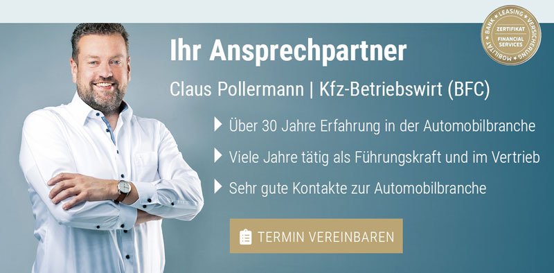 Claus Pollermann - Ansprechpartner bei Polarcar Automotive Consulting