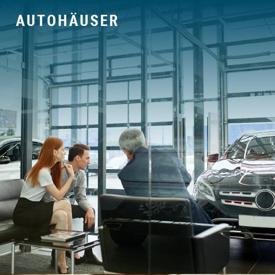 Autohaus Coaching