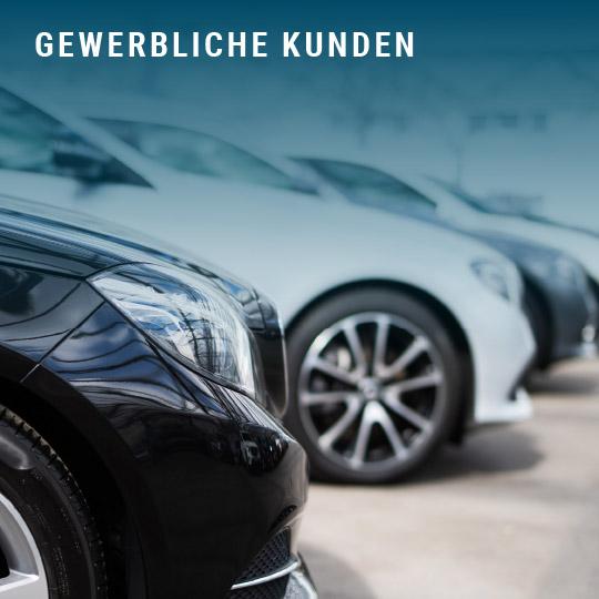 Automotive Consulting für gewerbliche Kunden